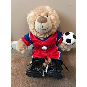 Build-a-Bear Soccer Outfit